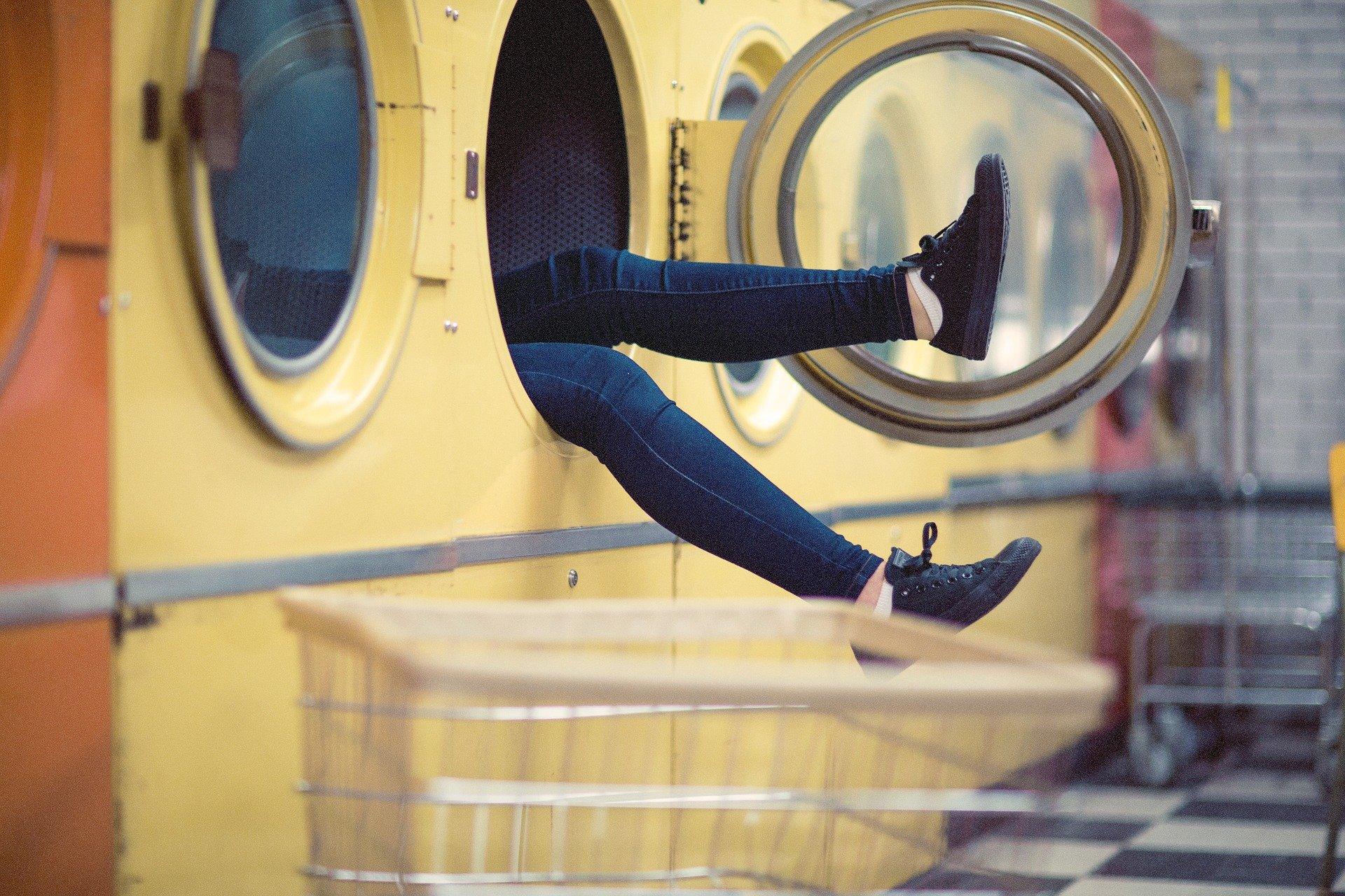 Installazione lavatrice